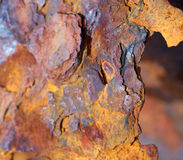 Nice Abstract background - rust. Royalty Free Stock Photography