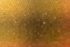 Nice abstract illustration of brown and red pastel Small hexagon. Good background for your prints. Nice abstract illustration of brown and red pastel Small Vector Illustration