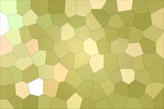Nice abstract illustration of Green and Yellow Big hexagon. Nice background for your design. Nice abstract illustration of Green and Yellow Big hexagon. Nice vector illustration