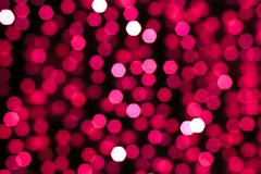 Nice abstract light bokeh background Royalty Free Stock Photos