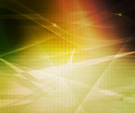 Nice Abstract Yellow Texture Stock Photography