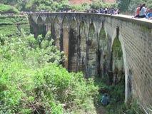 Nice Arch Bridge In Sri Lanka stock image