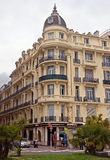 Nice - Architecture along Promenade des Anglais Stock Photos
