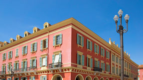 Nice - Architecture Place Massena Royalty Free Stock Image