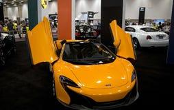 Nice Auto show in Dallas Stock Photos