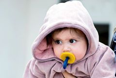 Nice Baby Stock Photography