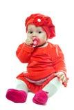 Nice baby girl Royalty Free Stock Image