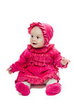 Nice baby girl Royalty Free Stock Photo