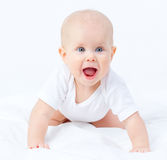 Nice baby girl Stock Photography