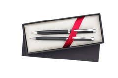 Nice ballpoint pen Stock Photo