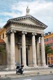 Nice - Basilica of Notre-Dame du Port Stock Images