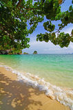 Nice beach 4 Stock Images