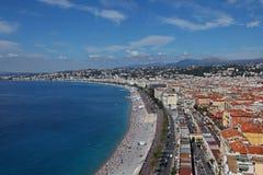 Nice - Beach Royalty Free Stock Image