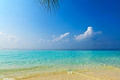 Nice beach Stock Images