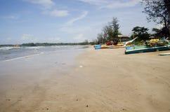 Nice beach in Sri Lanka Stock Photos