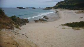 A nice beach view Royalty Free Stock Photos