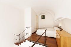 Nice bedroom Stock Photo