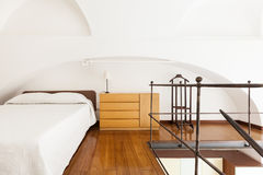 Nice bedroom Royalty Free Stock Photos