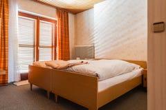Nice bedroom Stock Photos