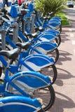 Nice - Bicycles Stock Photos