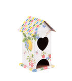 Nice bird house. Royalty Free Stock Image