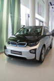 Nice BMW electric vehicles Stock Images
