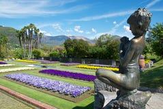Nice botanic garden Royalty Free Stock Photos