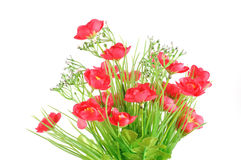Nice bouquet flowers for house decoration, Artificially. Stock Images
