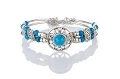 Nice bracelet  on white Stock Image