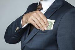 Nice bribe Royalty Free Stock Photos