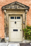 Nice British door Royalty Free Stock Photography