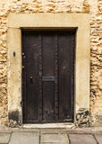 Nice British door Stock Photography