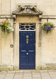 Nice British door Stock Photo