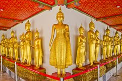 Nice Buddha Statue Stock Photo