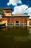 Nice building in the Alhambra Stock Photo