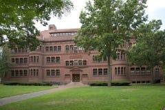 Nice building in  Harvard university Stock Photos
