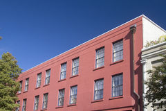 Nice buildings  in city New Orleans Stock Photos