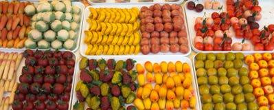 Nice - Candy made like fruit Stock Photo
