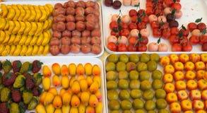 Nice - Candy made like fruit Stock Image