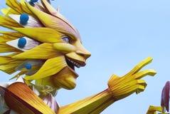 Nice Carnival Royalty Free Stock Photos