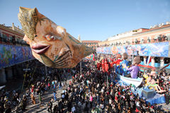 Nice Carnival 2011 Stock Photography