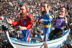 Nice Carnival 2011 Stock Photography