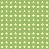 Nice cartoon star pattern with different stars icons on dark background Stock Photo