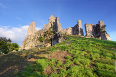 Nice castle Royalty Free Stock Photography