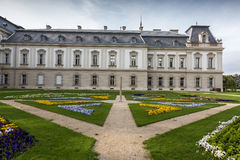 Nice castle in Keszthely, Hungary Stock Photo