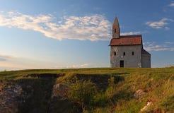 Nice Catholic Chapel In Europe Stock Image