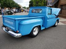 Nice chevy pick up royalty free stock photos