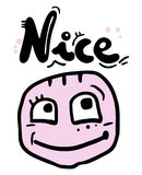Nice child Royalty Free Stock Images