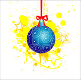 Nice christmas background Royalty Free Stock Photo