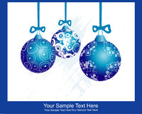 Nice christmas background Stock Photos